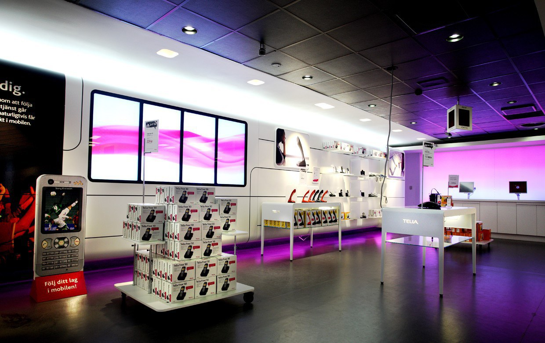 telia store stockholm